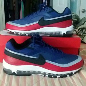 Nike Air Max 97/BW size 11.5